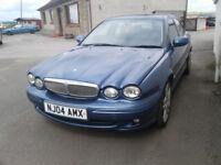 Jaguar X-Type, 2004 AWD (four wheel drive), 2.5 V6 Sport Automatic New MOT