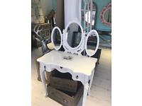French Dressing Table new