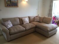 Fantastic corner sofa suite