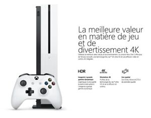 Xbox One S édition de 2 To + Need for Speed + Câble HDMI 4K