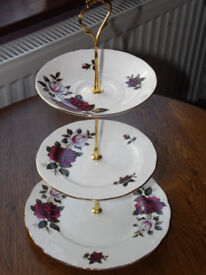 cake stands lovely