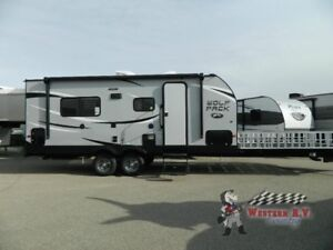 2017 Forest River RV Cherokee Wolf Pack 20PACK10