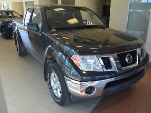 2012 Nissan Frontier SV-V6 4x4 King Cab 126 in. WB