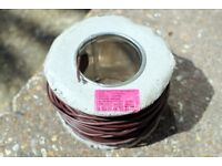 Single Core Cable x 100 meters (Brown)