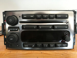 Double din gm stereo