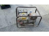 2 honda generators. spares or repair