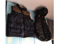 Two NEXT kids body warmers, quick sale at only £15, immaculate Sizes 4-5 years, costs £39.95 each