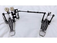 Pearl Left-handed Double Bass Drum Pedal (1990s vintage)
