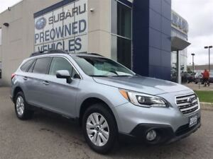 2015 Subaru Outback 3.6R Touring at Cloth,Roof,H.Seats,Rack,Allo