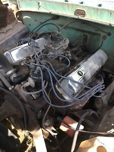 1968 Ford 360 Engine