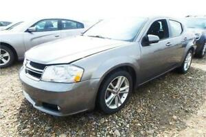 """NO ACCIDENT""  2012 DODGE AVENGER SXT AUTO LOADED SPORT 72KMS!!"