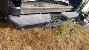 2004 F250/350 Rear bumper and receiver hitch
