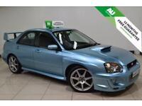 SUBARU IMPREZA 2.0 WR1 4d 316 BHP (blue) 2004