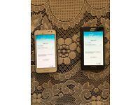 Samsung Galaxy A3 - 2 for sale