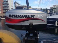 Mariner 2.5 Outboard