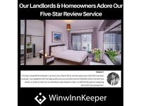 WinwInnKeeper is a Airbnb management and short-term property management provider based in London