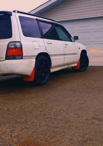 Jdm SF5 Forester *NEED SOLD*