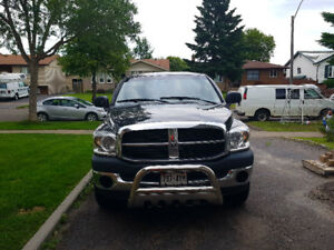 2008 Dodge Power Ram 1500 Chrome Pickup Truck