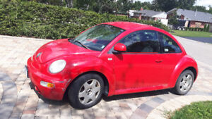 1999 Volkswagen New Beetle GLS Coupe (2 door)