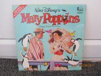 Mary Poppins 12inch Vinyl Record