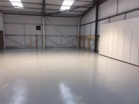 Shared warehouse opportunity - prime location Livingston