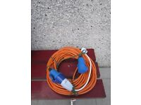 Hook up Electric Cable