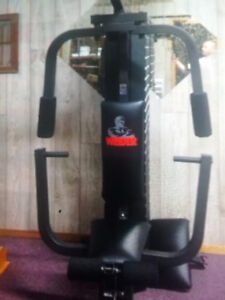 Moving -Weider Electronic all in 1 weight machine