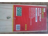 B&Q Value Pine Shelf Board x3