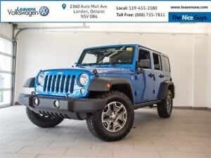 2015 Jeep WRANGLER UNLIMITED Rubicon+NAVI+HEATED SEATS+TWO TOPS+