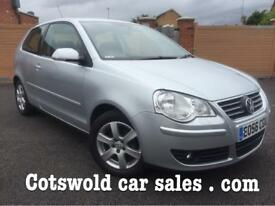 2007 (56) Volkswagen Polo 1.6 Sport 105 * 1 Owner * 33000 MILES * 8 Services * Immaculate Condition*