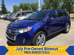 2013 Ford Edge Limited Nav. Moonroof.