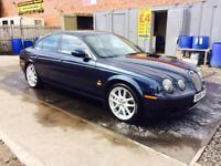 Jaguar s type 4.2 R type 56 Reg 405 BHP mint condition BALLISTIC MACHINE