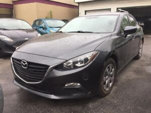 2014 Mazda Mazda3 GX-SKY 52$/sem