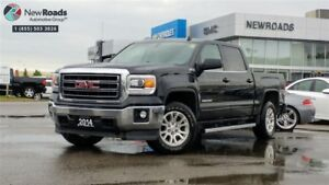 2014 GMC Sierra 1500 SLE SLE, One Owner, No Accident,