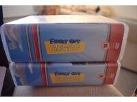 Family Guy Seasons 1-14 DVD's