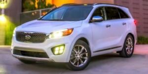 2016 Kia Sorento AWD SX Accident Free,  Leather,  Heated Seats,