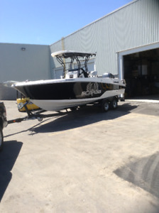 Wellcraft Scarab Offshore 242