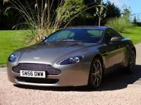 ASTON MARTIN VANTAGE 4.3 V8 3d 380 BHP FREE DELIVERY TO YOUR DOOR (silver) 2006