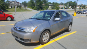 Here is a deal! 2008 Fully loaded Focus 146000 km Automatic