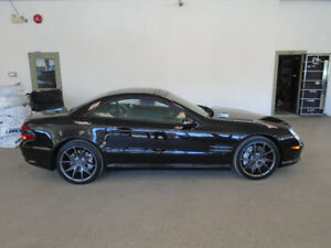 2006 MERCEDES SL55 CONVERTIBLE! 79,000KMS! MINT! ONLY $37,900!