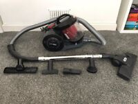 Vax Bagless Cylinder Vacuum Cleaner - C85-EW-BE