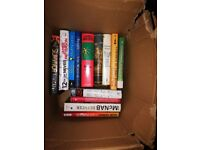 Mixed selection of books for sale (25+)