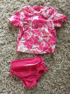 Baby Girl JoeFresh swim suit (6-12 months)