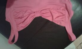 House of Fraser Ladies' Pink Swimsuit - Size 12