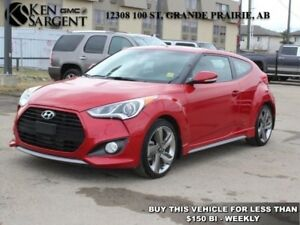 2015 Hyundai Veloster Turbo   - Certified - Low Mileage