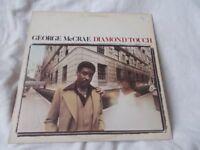 Vinyl LP Diamond Touch – George McCrae KT 606 Stereo 1976