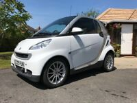 Smart ForTwo Motorhome Tow Car with A Frame & Electronics - Low Mileage - Great Condition