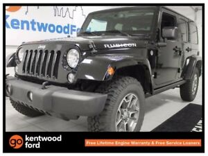 2014 Jeep Wrangler Unlimited Rubicon- trail rated unlimited manu
