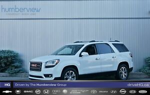 2016 GMC Acadia SLT1 NAVI|DUAL SUNROOF|COLLISION WARNING|