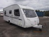 2010 SWIFT CHALLENGER 4BERTH FIXED BED CARAVAN WITH MOTOR MOVER ANDERSON CARAVAN AND MOTORHOME SALES
